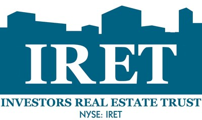 Investors Real Estate Trust logo
