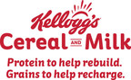 Kellogg's(R) Recharge Bar Served Up Extraordinary Mornings To Thousands Of Consumers (PRNewsFoto/Kellogg Company)