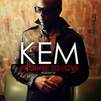 KEM Tops Multiple Charts With New Album Promise to Love Available Now (PRNewsFoto/Motown Records)