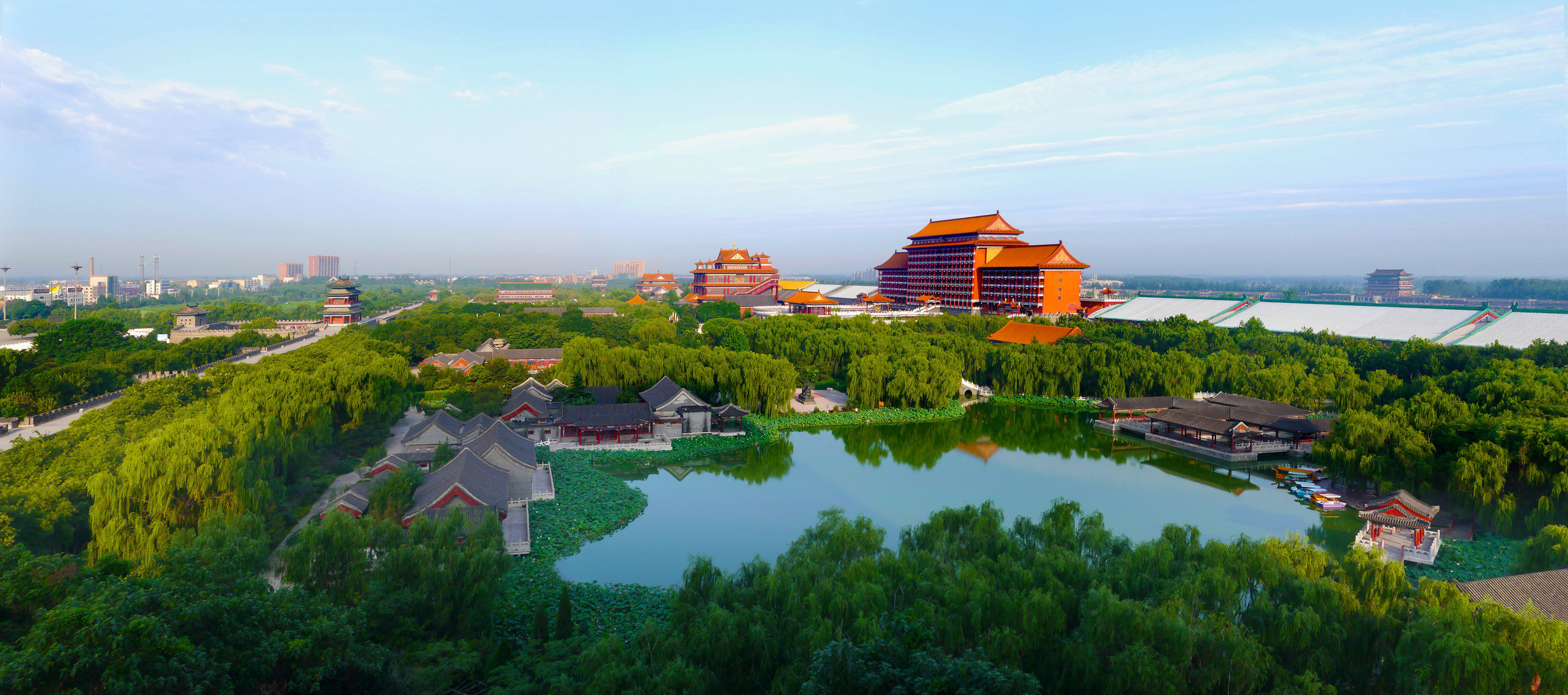 The 2016 China-US Motion Picture Summit will take place in Grand Epoch City, China.
