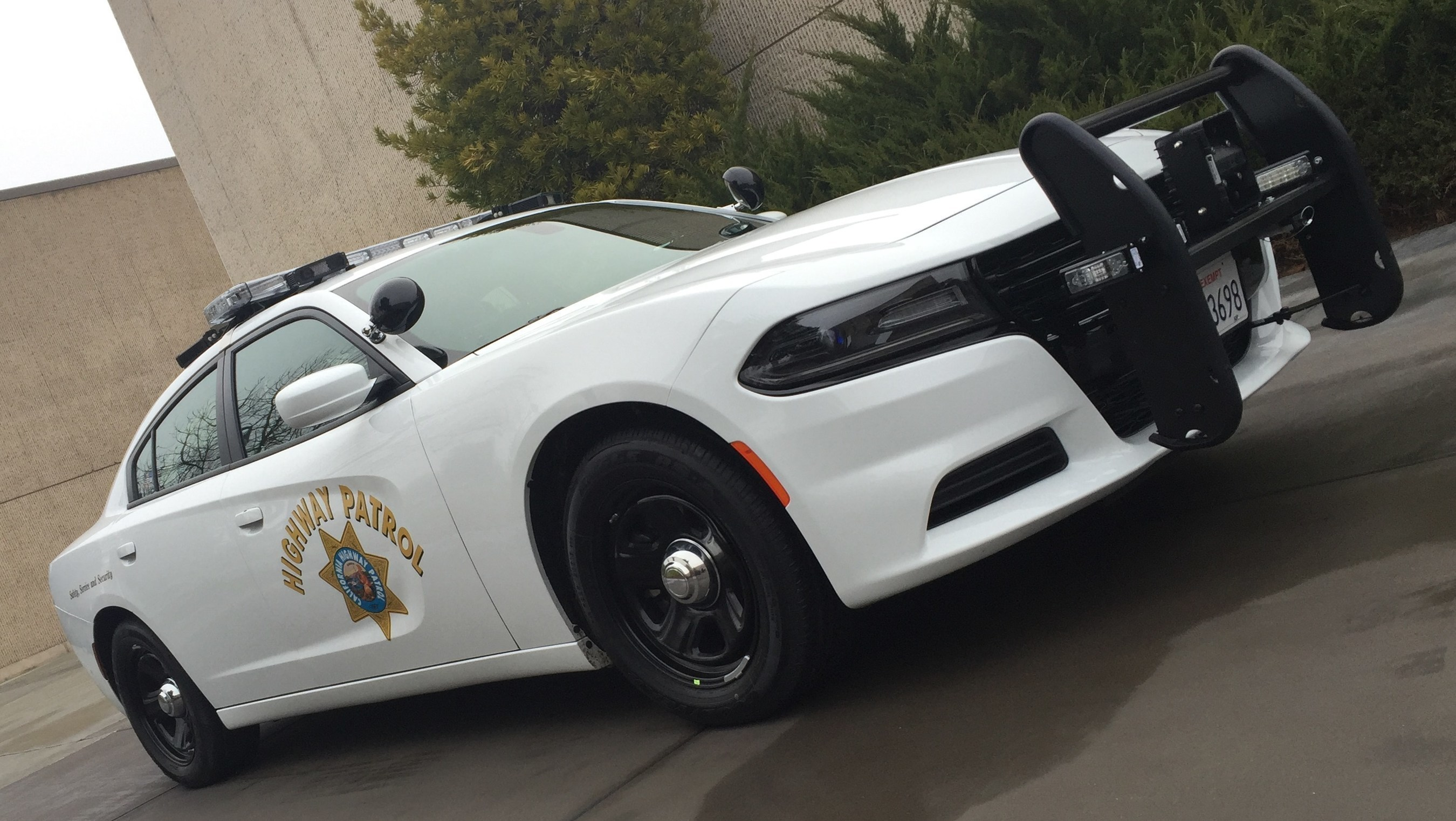 Dodge Charger Pursuit >> California Highway Patrol Orders Dodge Charger Pursuit