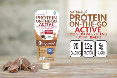 Improved mix-ability and creamy milk chocolate flavor make ACTIVE easy for anyone to enjoy.