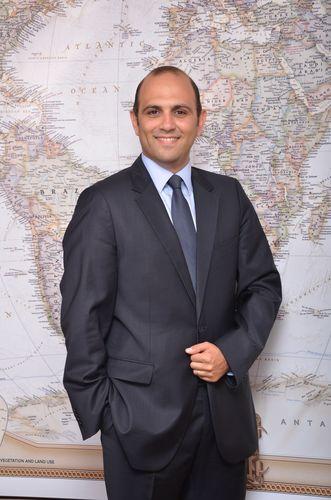Projebeyaz International Vice President Tolga Han (PRNewsFoto/Projebeyaz)
