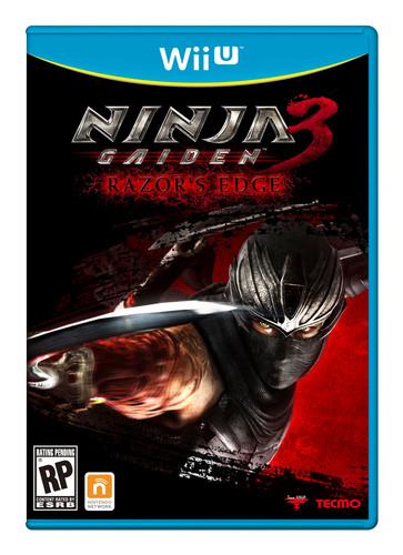 NINJA GAIDEN 3: Razor's Edge.  (PRNewsFoto/Nintendo of America)