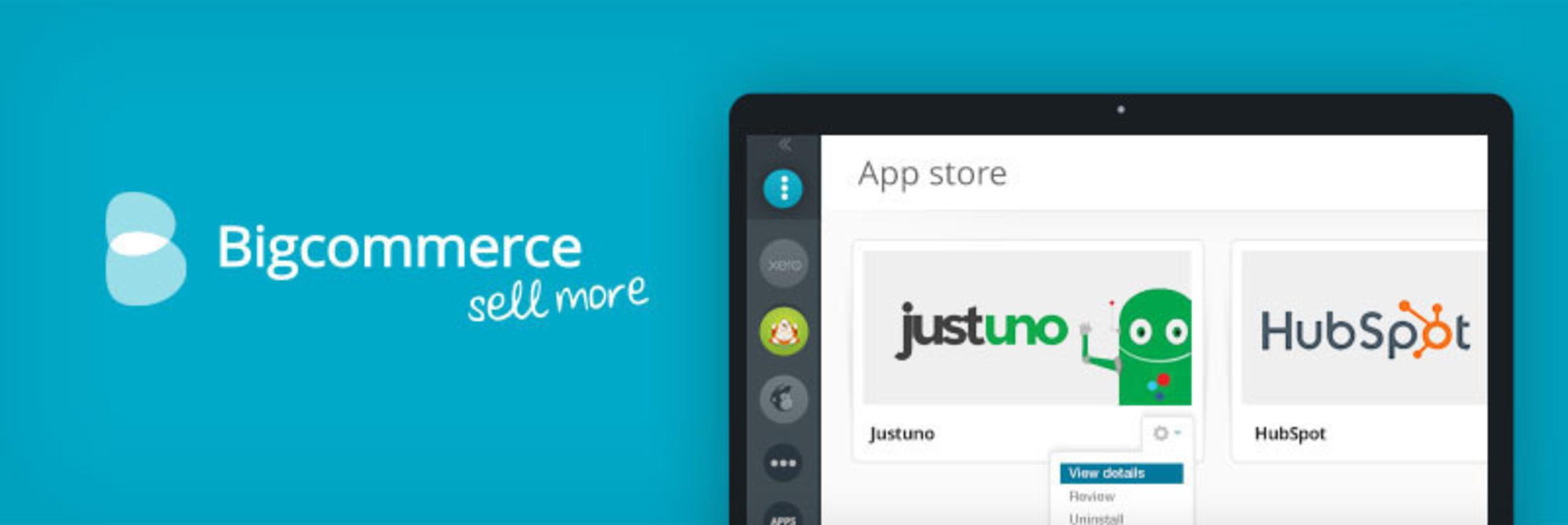 Single Click Apps. (PRNewsFoto/Bigcommerce) (PRNewsFoto/BIGCOMMERCE)