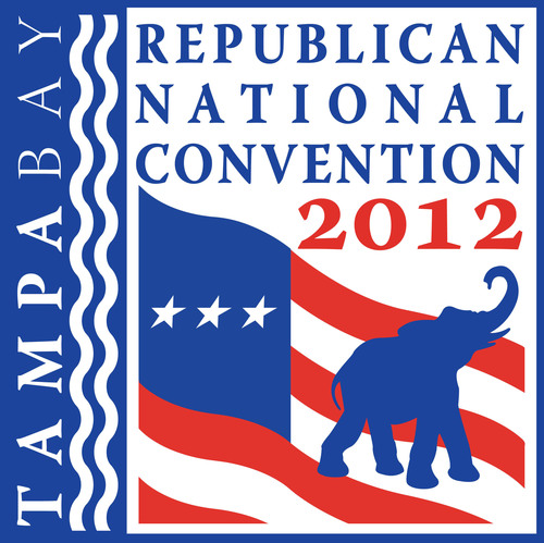 2012 Republican National Convention Logo.  (PRNewsFoto/2012 Republican National Convention)