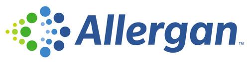 Allergan plc logo (PRNewsFoto/)