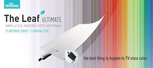 Mohu is the premier antenna manufacturer in the United States, reporting revenue grew 700% in 2012 and is ...