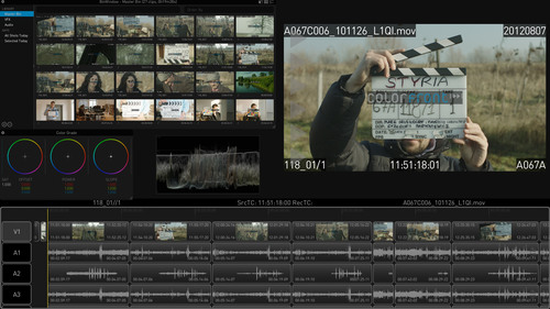 COLORFRONT TRANSKODER 2014 WILL BE SHOWN AT IBC IN AMSTERDAM. (PRNewsFoto/Colorfront) (PRNewsFoto/COLORFRONT)