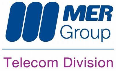 MER Group Telecoms Division Logo