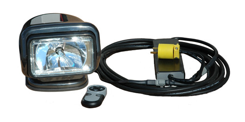 Magnalight by Larson Electronics Adds HID Golight to its Remote Control Spotlight Inventory
