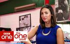 Gemma Young on the BBC's The One Show