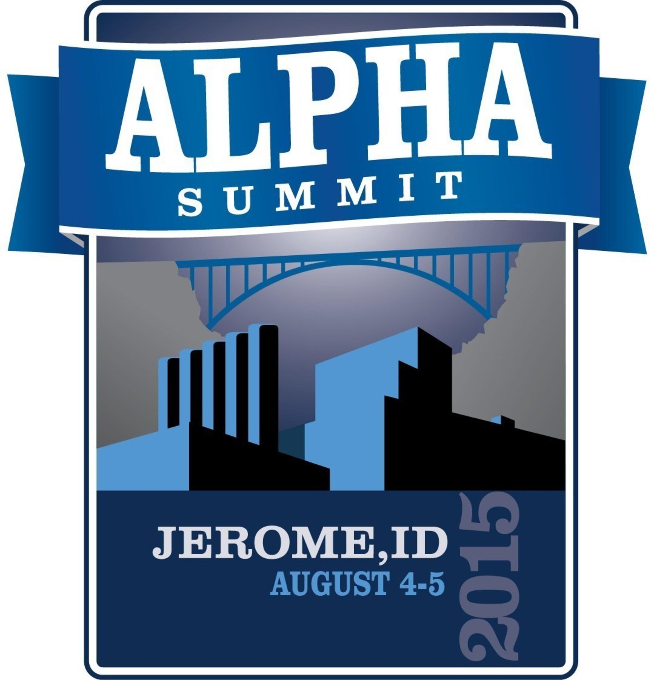 La première journée de l'Alpha Summit 2015 se termine