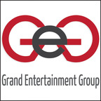Grand Entertainment Group logo.  (PRNewsFoto/Grand Entertainment Group)