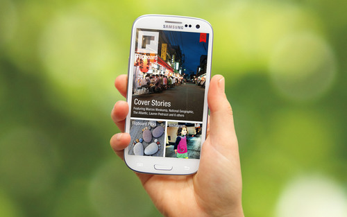 Flipboard Launches Its Social Magazine On Android Phones Worldwide, NOOK And Kindle Fire In The