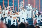 USHER ANNOUNCES THE UR EXPERIENCE TOUR (PRNewsFoto/Live Nation Entertainment)