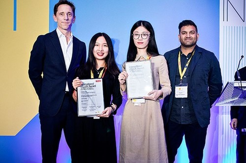 IVA 2016 Global Winners - Daylight-Investigations (PRNewsFoto/VELUX Group)