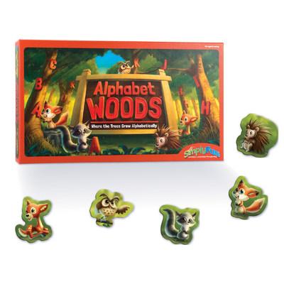 Alphabet Woods