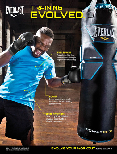 "Everlast Launches Global ""EVOLVED"" Marketing Campaign. (PRNewsFoto/Everlast Worldwide) ..."