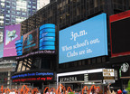 """Billboards during Boys & Girls Clubs of America's launch of the Great Futures Campaign to call attention to the critical role of out-of-school time for kids on Thursday, July 31, 2014 in Times Square, New York. BGCA took over Times Square to """"redefine the opportunity equation"""" and garner support for after-school and summer programs that empower youth toward success. (PRNewsFoto/Boys & Girls Clubs of America) (PRNewsFoto/BOYS _ GIRLS CLUBS OF AMERICA)"""