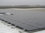 579.6 kW Solar System at J. Marchini Farms developed by Cenergy Power. (PRNewsFoto/Cenergy Power)