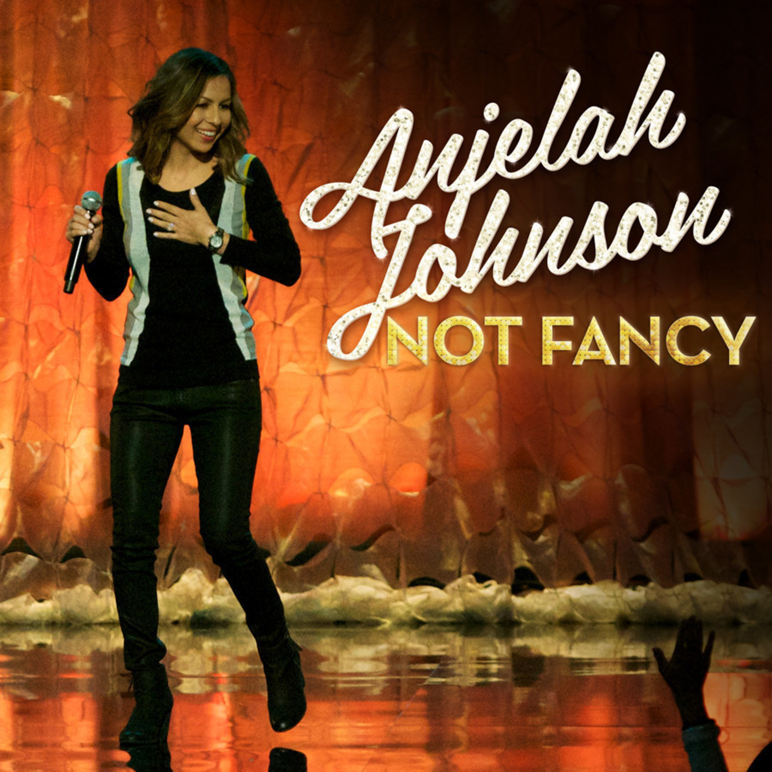 Comedy Dynamics to Release Latest Stand Up Album From Anjelah Johnson