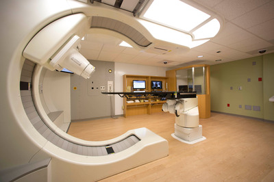 University Hospitals Seidman Cancer Center in Cleveland is breaking ground on a $30 million proton therapy center, becoming one of an elite group of cancer centers in the U.S. to offer this revolutionary technology. (PRNewsFoto/University Hospitals)