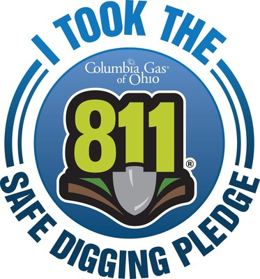 COMMIT TO SAFETY. TAKE THE 811 SAFE DIGGING PLEDGE AT 811PLEDGE.COM