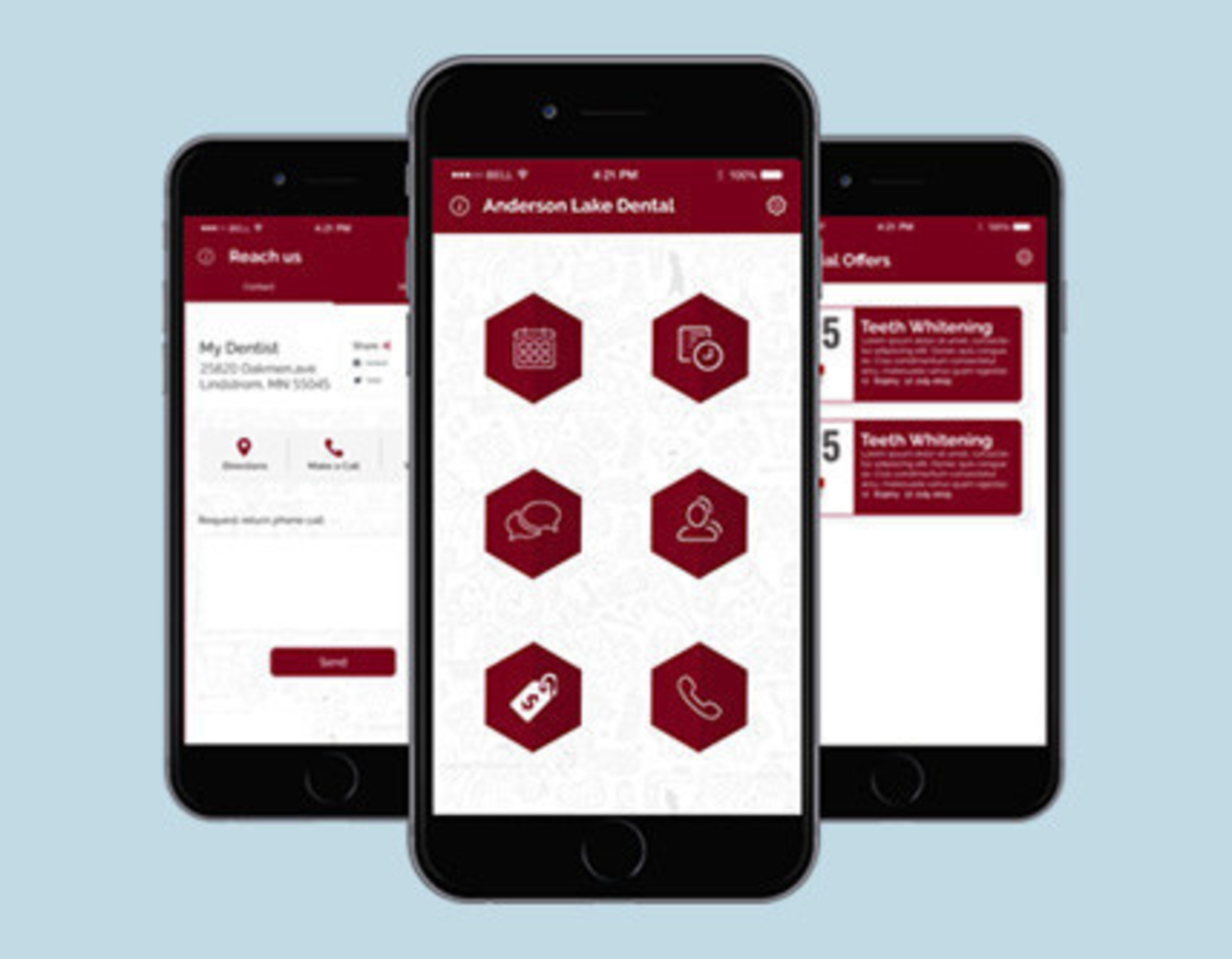SRS Web Solutions Launches New Mobile App for Dentists