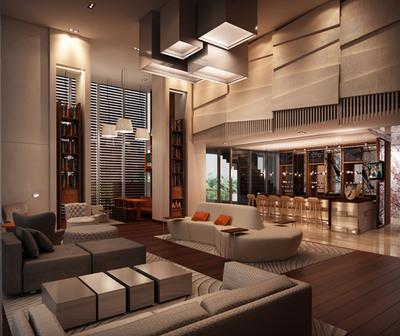 Renaissance Hotels Introduces Newest Gem in Latin America - 181-room Renaissance Santiago Hotel Invites Guests to Discover Chile's Capital City.  (PRNewsFoto/Renaissance Hotels)