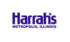 Harrah's Metropolis Casino and Hotel Logo (PRNewsFoto/Harrah's Metropolis Casino ...)