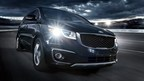 Kia Out to Prove the All-New 2015 Sedona is Not What You'd Expect in New Marketing Campaign That Begins Airing Today (PRNewsFoto/Kia Motors America)