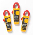 Designed to be long-lasting and easy to use, the Fluke 323, 324 and 325 clamp meters are ideal for rugged, all-purpose use in residential, commercial, HVAC/R and light industrial electrical applications.  (PRNewsFoto/Fluke Corp.)