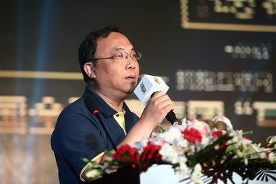 Xing Ying, General Manager of Quanjude Group