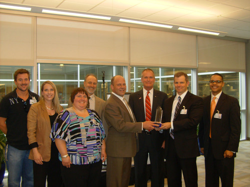 Meijer Receives the Community Award for Best Commercial Business Partnership in Support of the