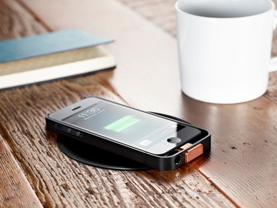 Duracell Powermat and Starbucks Expand Wireless Charging in Silicon Valley Area.  (PRNewsFoto/Duracell Powermat)