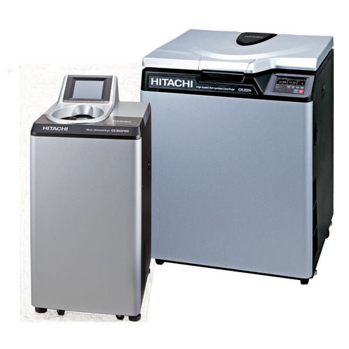 NuAire now offers the sales and service of Hitachi Koki High Speed Refrigerated Centrifuges, Ultracentrifuges, ...