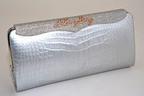 Oscars 2012 LANA MARKS Li Bing Bing Diamond Cleopatra Clutch.  (PRNewsFoto/LANA MARKS)