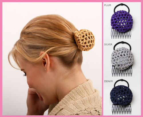 Three New PonyBun Colors. (PRNewsFoto/PonyBun Products) (PRNewsFoto/PONYBUN PRODUCTS)