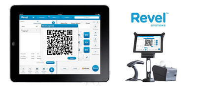 Revel Systems iPad POS Introduces Bitcoin Integration.  (PRNewsFoto/Revel Systems)