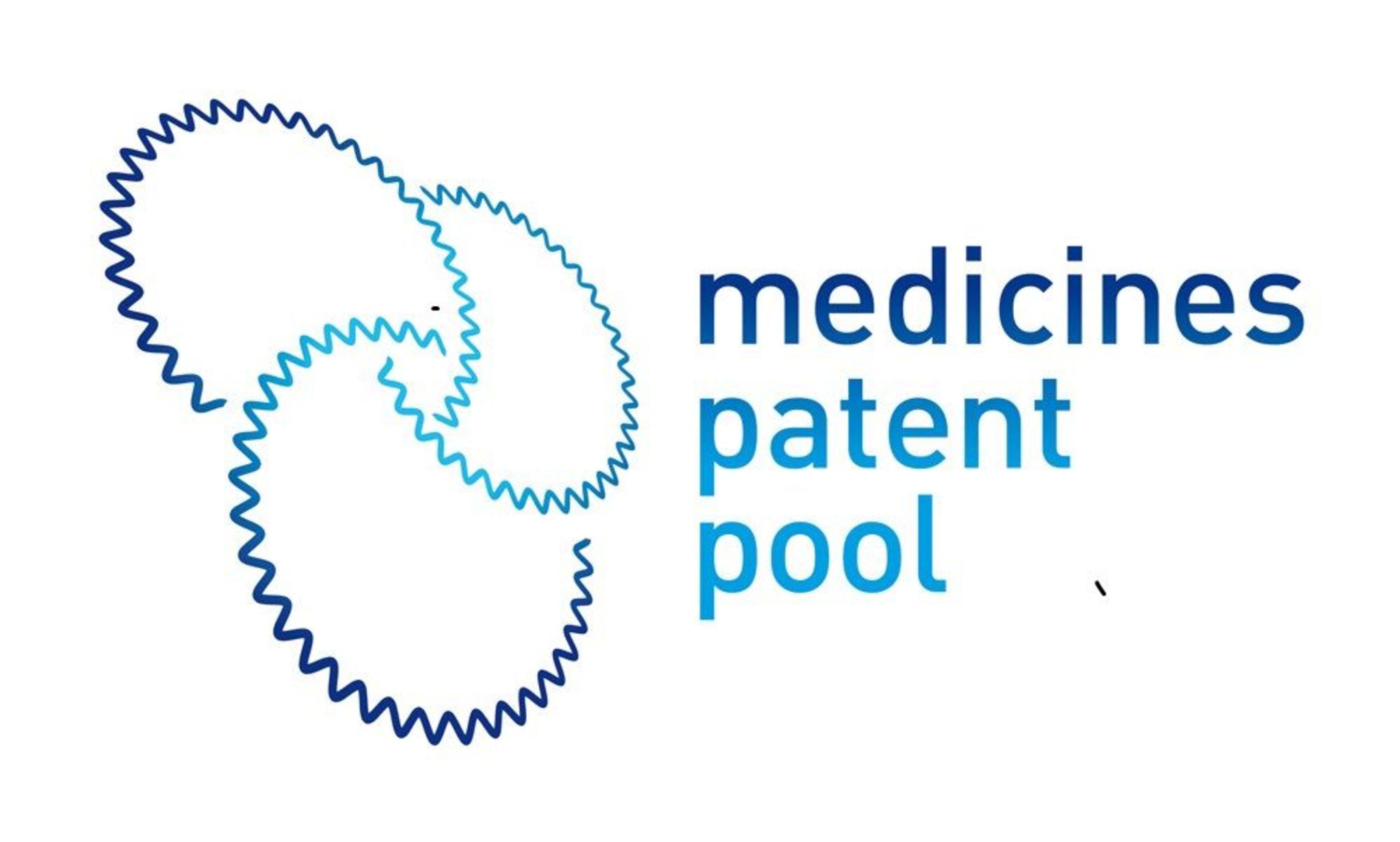 Medicines Patent Pool Logo (PRNewsFoto/Medicines Patent Pool) (PRNewsFoto/Medicines Patent Pool)