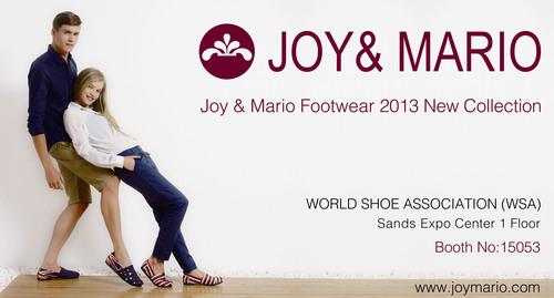 Fashionable Shoe Brand Joy&Mario Entering U.S. Market