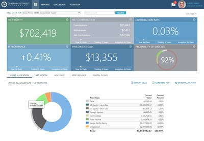 Envestnet | Tamarac's client portal with a goals-based tile showcased. Envestnet | Tamarac has rolled out a two-way integration with MoneyGuidePro(R) as part of its October 2016 technology release. The integration enables advisors and their clients to utilize MoneyGuidePro's goals-based reporting tools through the Advisor View(TM) application and its client portal.
