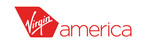 Virgin America logo.