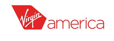 Virgin America logo.
