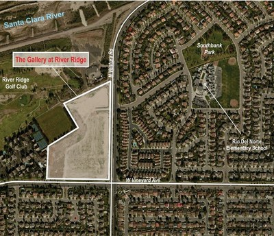 152 residential units on 18 acres in Oxnard, CA