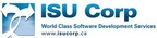 The ISU Corp logo.  (PRNewsFoto/Mobile Software Technology, LLC)
