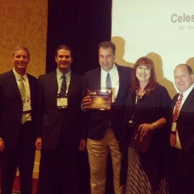 Accident Fund Holdings Wins IASA/Ward Group 2013 Technology Innovation Award. (PRNewsFoto/Accident Fund Holdings, Inc.)