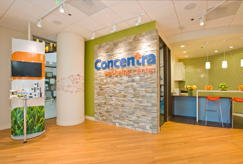 Concentra brings good health to work with new workplace medical center programs. (PRNewsFoto/Concentra) ...