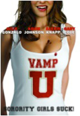 VAMP U starring Adam Johnson, Julie Gonzalo, Alexis Knapp and Gary Cole. (PRNewsFoto/Level 33 Entertainment) (PRNewsFoto/LEVEL 33 ENTERTAINMENT)